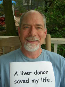 David Donor Saved Life