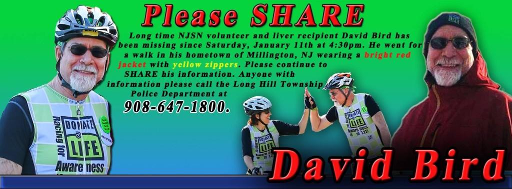 Sharing Network poster w David